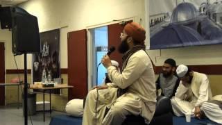 Sajid Qadri Eindhoven part 4 humko bulana