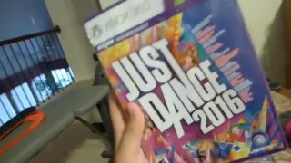 Just Dance 2016 | UNBOXING / [+First Gameplay!]