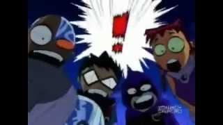 Teen Titans Funny Moments