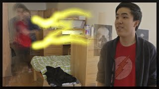 getlinkyoutube.com-5 Everyday Uses of Super Speed (The Flash)