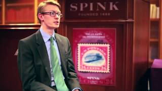 getlinkyoutube.com-SPINK | The J. E Safra 24c. Inverted Jenny | 21 May 2014