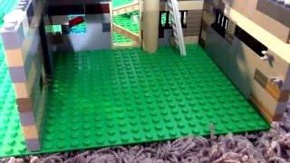 getlinkyoutube.com-How to prepare your Lego zombie safe house