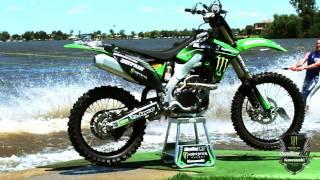 getlinkyoutube.com-Monster Energy Showtime Kawasaki FMX Team - Mulwala, VIC presented by Aussie Adrenaline
