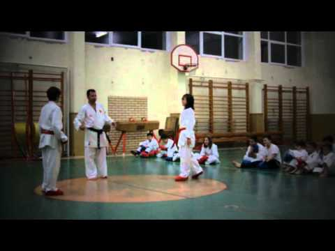 Usame Bajrami karate fighter 2013
