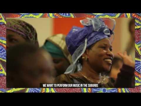 PROJET AFRICA MON AFRIQUE - Présentation au Centre Curial