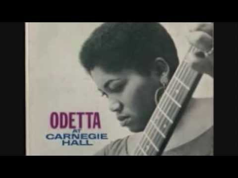 Sometimes I feel like a motherless child by Odetta