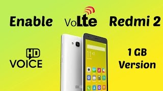 getlinkyoutube.com-Hindi | How to enable VoLTE in Redmi 2 ( Jio 4G ) 100% working