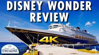 getlinkyoutube.com-Disney Wonder Tour & Review ~ Disney Cruise Line ~ Cruise Ship Tour & Review [4K Ultra HD]