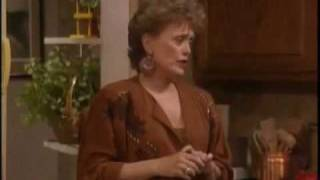 "getlinkyoutube.com-Golden Girls- ""A Slut and A Moron"" (""From Here To The Pharmacy""/Season 7)"