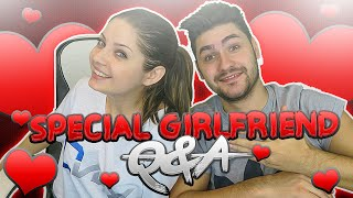 getlinkyoutube.com-SPECIAL GIRLFRIEND Q&A + FIFA 16 PACK OPENING WITH HER - WHO IS LUCKIER :D? CELEBRATING 150.000 SUBS