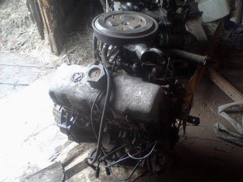 Двигатель узам-412