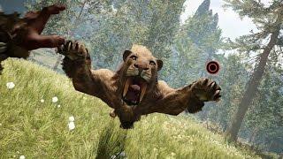 getlinkyoutube.com-Far Cry Primal - Lui vs The Ancient World