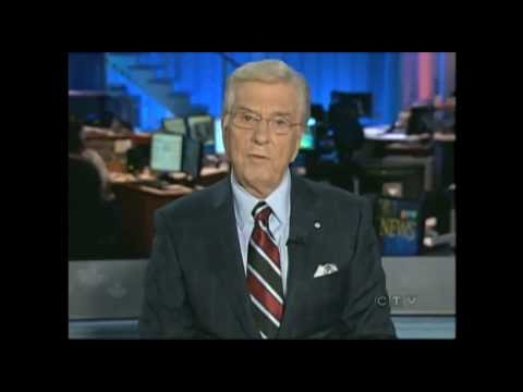 Lloyd Robertson's Last Newscast - September 1, 2011