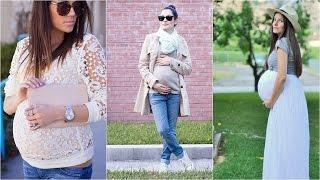 getlinkyoutube.com-Outfits para Embarazadas
