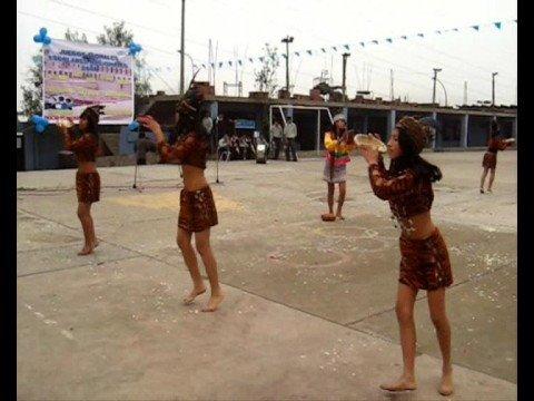 Baile de la Anaconda - IE 6041