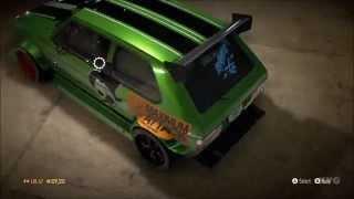 getlinkyoutube.com-Need For Speed 2015 - Volkswagen Golf GTi 1976 - Tuning & Free Roam Gameplay (XboxONE HD) [1080p]