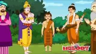 History of Lord Ayyappan | Tamil Animated Series | Episode of Kantha Malai |