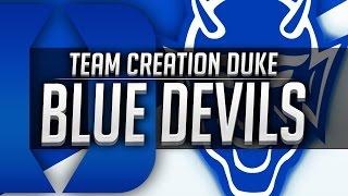 getlinkyoutube.com-NBA 2K16: Duke Blue Devils Team Creation