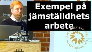 Jämställdhet - Exempel på jämställdhetsarbete - Martinsons