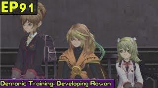 Tales of Xillia Playthrough Pt 91: Demonic Training: Developing Rowan