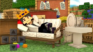 Minecraft PE 0.13.0 - Furniture MOD! (Super Decorações ) Pocket Edition