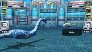 getlinkyoutube.com-Jurassic Park Builder Aquatic Online Tournament