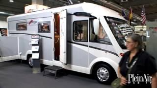 Salone del Camper 2013: Carthago C-Compactline 138