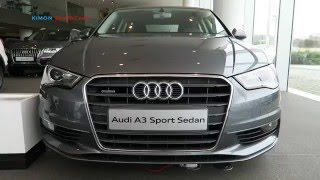 getlinkyoutube.com-NEW 2016 Audi A3 Sedan - Exterior & Interior