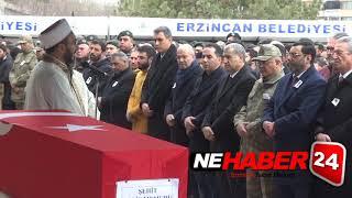 Şehit polis memuru Hakan Can son yolculuğuna uğurlandı