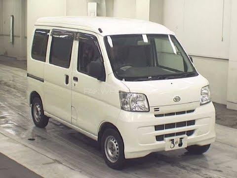 Daihatsu Hijet' Latest Review
