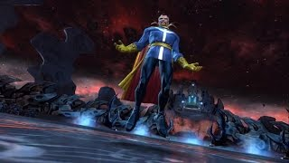 getlinkyoutube.com-Safest Way to defeat Unstoppable Colossus with Doctor Strange - Marvel: Contest of Champions