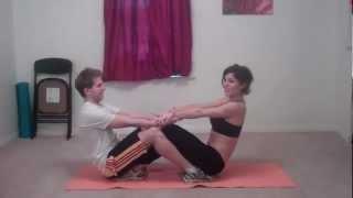 getlinkyoutube.com-Partner Workout Bender Fitness