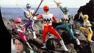 getlinkyoutube.com-Super Sentai vs Power Rangers