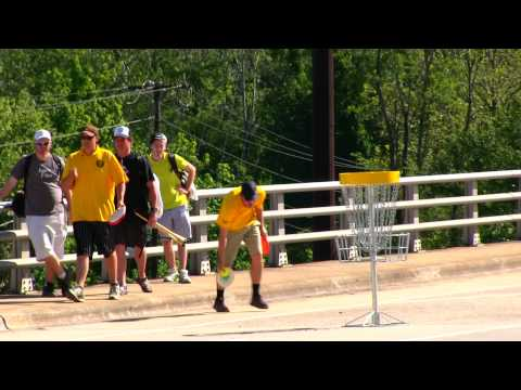2013 Mountain Disc Golf Experience: Urban Pro Skins (Childres, Gurthie, Light, Marx)