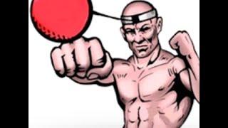 getlinkyoutube.com-Самодельный боксерский тренажер FightBall.