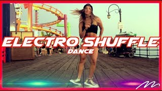 Electro Shuffle Dance   Magga Braco