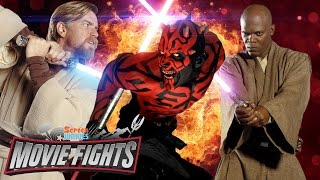 getlinkyoutube.com-Greatest Lightsaber Fighter - Star Wars: MOVIE FIGHTS!