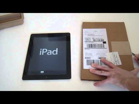 Refurbished iPad 2 Unboxing