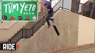 getlinkyoutube.com-Nick Merlino Kickflip Raw from WTF! - Tum Yeto Show Ep. 1