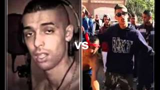 getlinkyoutube.com-aissa banda 16 vs didine clash &&&& 2015 new chansons !!
