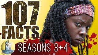 getlinkyoutube.com-107 The Walking Dead Seasons 3 & 4 Facts You Should Know! (Cinematica)