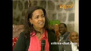 getlinkyoutube.com-ኤርትራ Eritrean Merhaba Interview with Actor Weini Tewolde - Part 1 - Eritrea TV