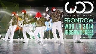 getlinkyoutube.com-Jabbawockeez | FRONTROW | World of Dance #WODLA '14