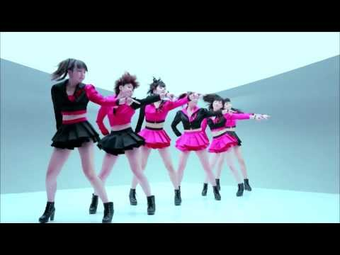 S/mileage - Ee ka!? (Dance Shot Mirrored) HD