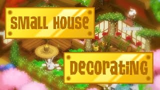 "getlinkyoutube.com-Animal Jam~ Decorating A Small Den! ""Nature's Resort"""