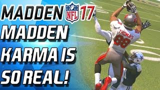 getlinkyoutube.com-THE MOST BULLSH*T FINISH YOU'LL EVER SEE! - Madden 17 Draft Champs