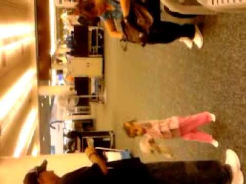 Inside Orlando Airport