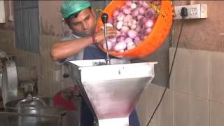 getlinkyoutube.com-Vegetable Cutter by EssEmm Corporation, Coimbatore