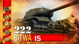 IS - stary ale jary ;) - BITWA - World of tanks