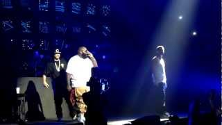 Drake, Rick Ross, Meek Mill, French Montana Stay Schemin Live @ Houston